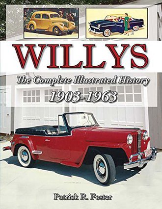 Willys 1903-1963: An Illustrated History