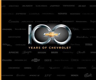 100 Years of Chevrolet