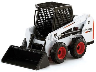 1:25 Bobcat S550 Skid Steer Loader