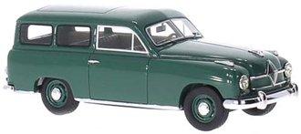 1951 Borgward Hansa 1500 Kombi (Green)