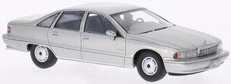1991 Chevy Caprice Sedan (Silver)