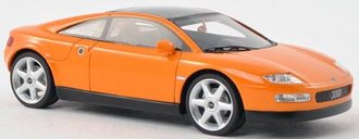 1991 Audi Quattro Spyder (Orange)