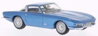 1963 Corvette Rondine Pininfarina (Blue Metallic)