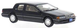1991 Mercury Cougar LS (Black)