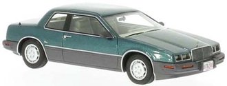 1988 Buick Riviera 88 (Green/Gray)