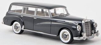 1956 Mercedes 300C (W186) Binz (Dark Gray)