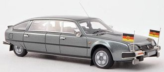 1985 Citroën CX Nilsson GDR State Limousine (Metallic Gray)