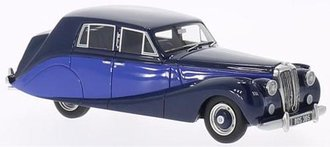 1950 Daimler DB18 Hooper Empress (Blue/Dark Blue)