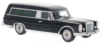 Mercedes 600 Pullman Hearse (Black)
