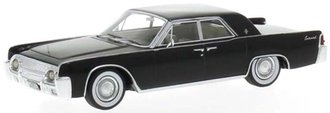 1961 Lincoln Continental Sedan 53A (Black)