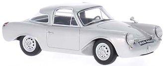 1954 Porsche Glöckler 356 Coupe (Silver)