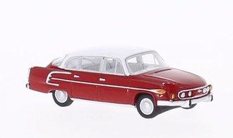 1969 Tatra 603 (Red/White)