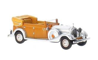 "1934 Rolls-Royce Phantom II ""Thrupp & Maberly"" (Orange/Aluminium)"