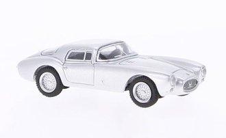 1953 Maserati A6GCS Berlinetta (Silver)