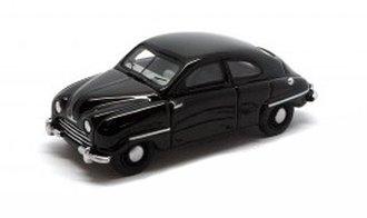 1953 Saab 92B (Black)