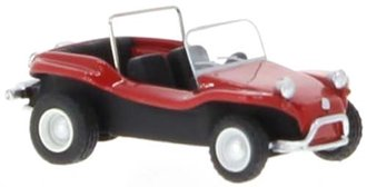1:87 1970 Meyers Manx Dune Buggy (Red)