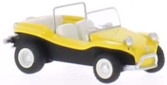 1:87 1970 Meyers Manx Dune Buggy (Yellow)