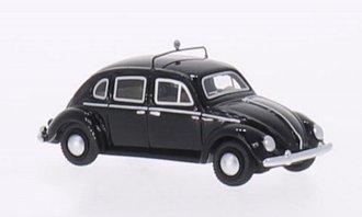 1953 VW Rometsch Beetle 4-Door Taxi (Black)