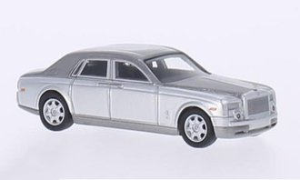 2003 Rolls-Royce Phantom Series I (Silver/Gray Metallic)