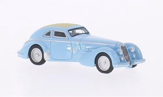 1938 Alfa Romeo 8C 2900 B (Light Blue)