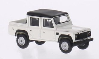 Land Rover Defender 110 Double Cab Pickup (White/Matte Black)