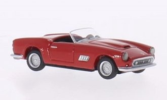 1959 Ferrari 250 GT LWB California Spyder (Red)
