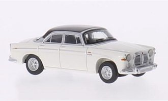 1967 Rover P5B Coupe (White/Dark Brown)