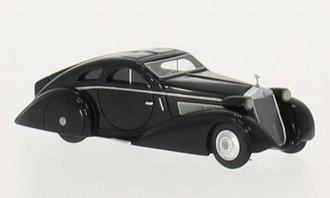 1925 Rolls-Royce Phantom I Jonckheere Coupe (Black)