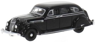 1:87 1936 Chrysler Airflow (Black)