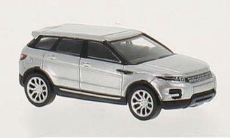 2011 Land Rover Range Rover Evoque (Silver)
