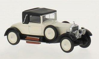 1920 Rolls-Royce Silver Ghost Doctors Coupe (Light Beige/Black)