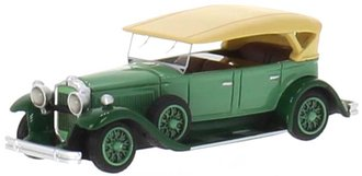 1:87 1930 Packard 733 Straight 8 Sport Phaeton (Light Green/Dark Green)