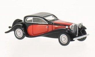 1932 Bugatti Type 50T (Red/Black)