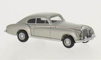 1954 Bentley R-Type Continental Franay (Silver)