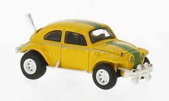 1:87 1969 VW Baja Bug (Yellow)