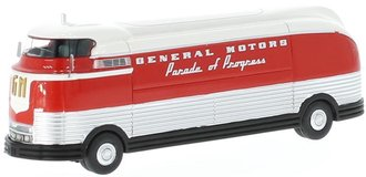 "1:87 1953 GM Futurliner ""Parade of Progress"" (Red/White)"