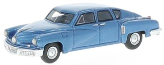 1:87 1948 Tucker (Blue Metallic)
