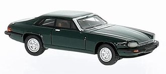 1:87 1975 Jaguar XJ-S (Dark Green)
