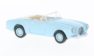 1:87 1956 Volvo P1900 Sport (Light Blue)