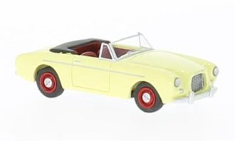 1:87 1956 Volvo P1900 Sport (Light Yellow)