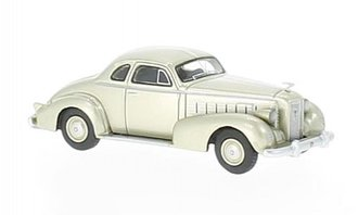 1:87 1937 LaSalle Series 50 (Beige Metallic)