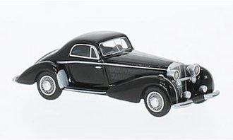 1:87 1937 Horch 853 Spezial Coupe (Black)