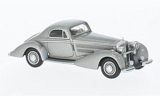 1:87 1937 Horch 853 Spezial Coupe (Gray Metallic)