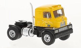 1:87 1960 Mack H-67 Tractor (Yellow)