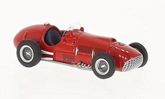 1:87 1951 Ferrari 375 Formula 1 (Red)