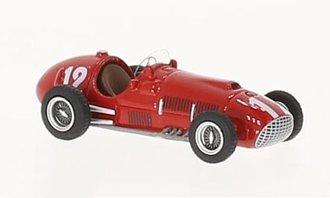 """1:87 1951 Ferrari 375 F1 """"GP Silverstone, J.F.Gonzalez"""""""