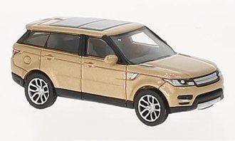 1:87 2013 Land Rover Range Rover Sport (Bronze)