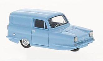 1:87 1969 Reliant Regal Supervan III (Light Blue)