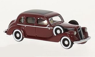 1:87 1938 Skoda Superb 913 (Dark Red)