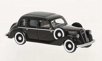 1:87 1938 Skoda Superb 913 (Black)